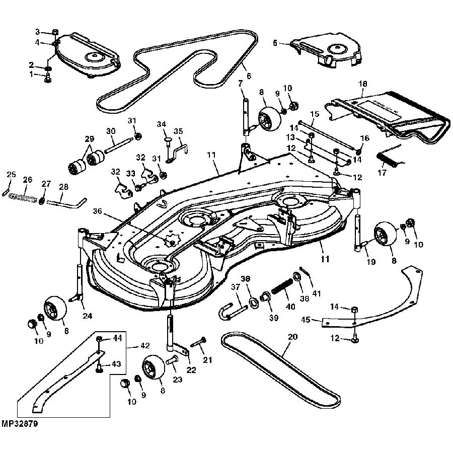 hight resolution of john deere l118 wiring diagram john deere la120 wiring john deere 54 inch mower deck parts