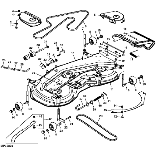 small resolution of john deere l118 wiring diagram john deere la120 wiring john deere 54 inch mower deck parts