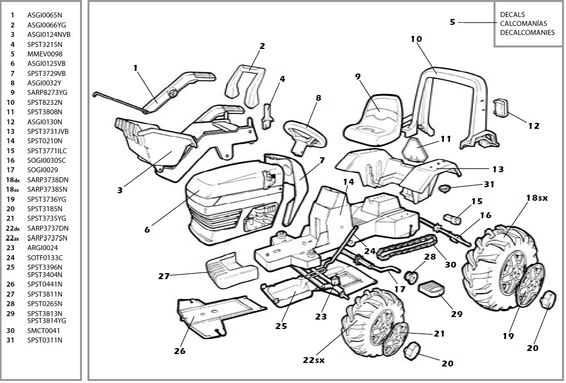 105 John Deere Engine Parts Diagrams. Parts. Auto Parts