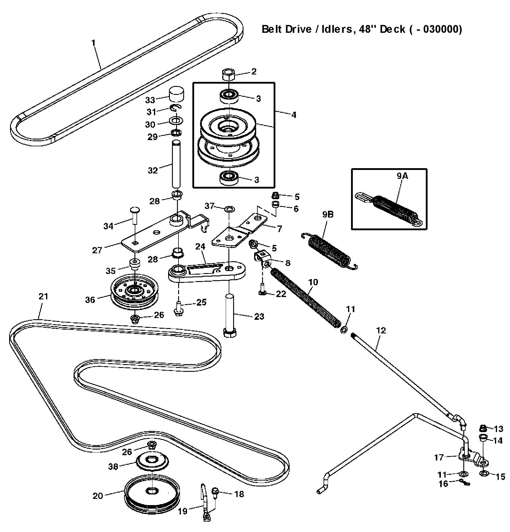 John Deere Sabre Parts Manual