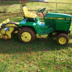 1969 John Deere 140 Wiring Diagram 2010 Ford F150 Tiller Attachment For Garden Tractor Lawn Ebay