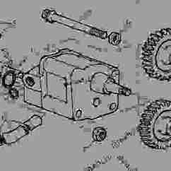 John Deere 260 Skid Steer Alternator Wiring Diagram Led Toggle Switch 240 Engine Oil Engines Pump 936967 Loader