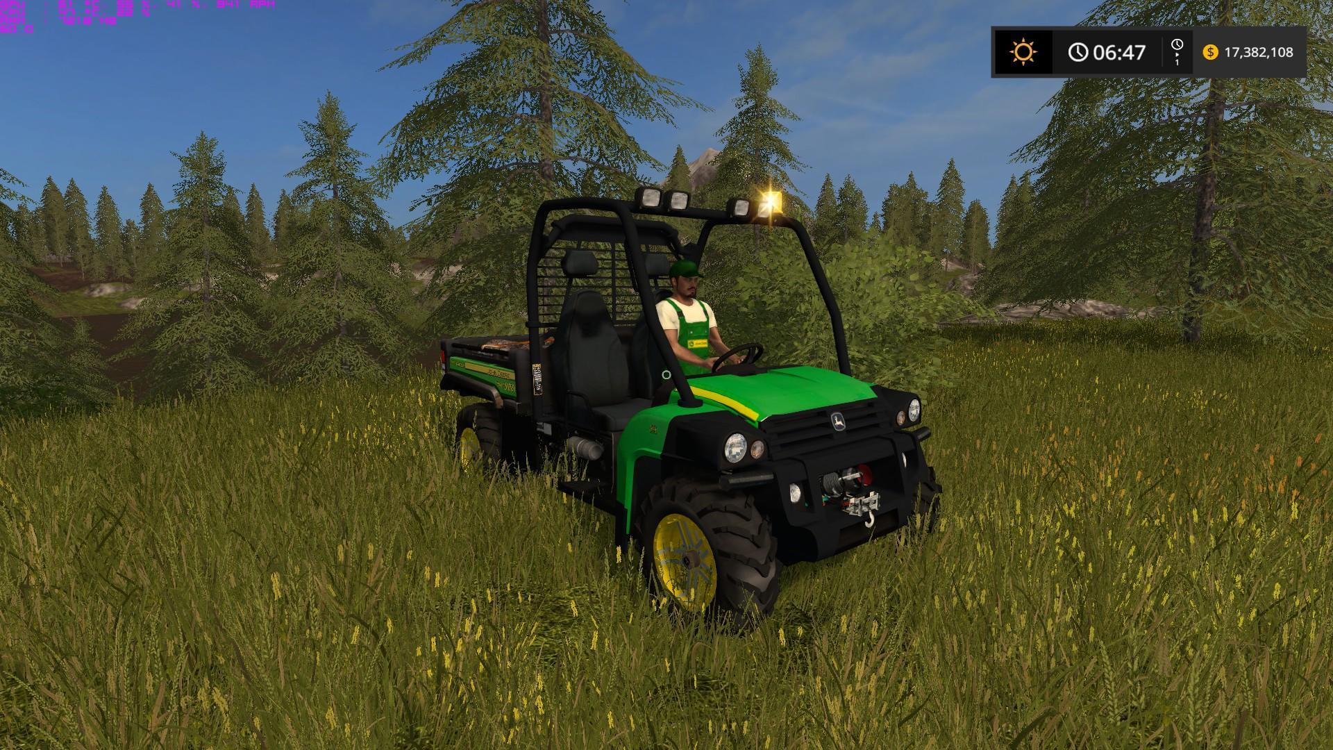 hight resolution of john deere gator hpx for sale tractorhouse com