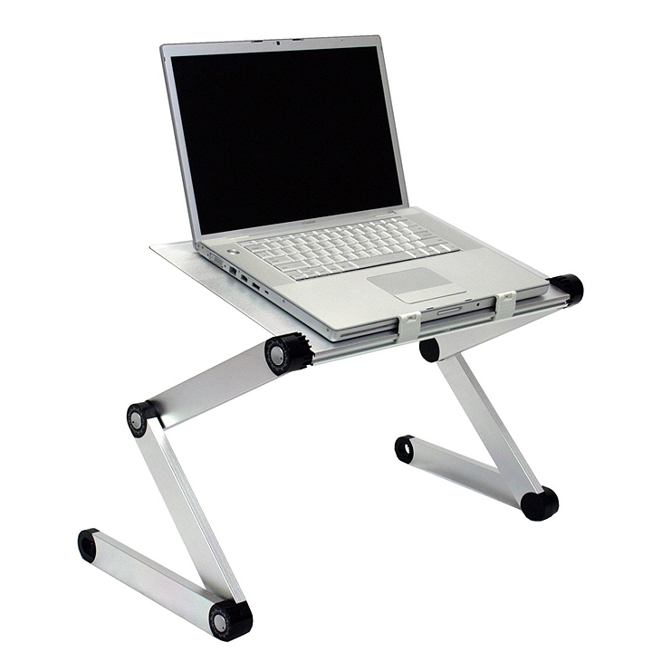 laptop stand up desk  Review and photo
