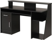 black wood corner computer desk overstock - Review and photo