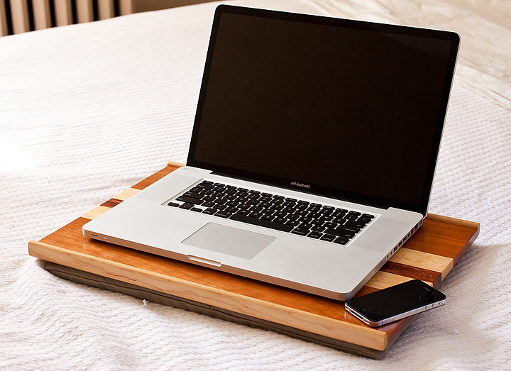 tablet lap desk pillow  Review and photo