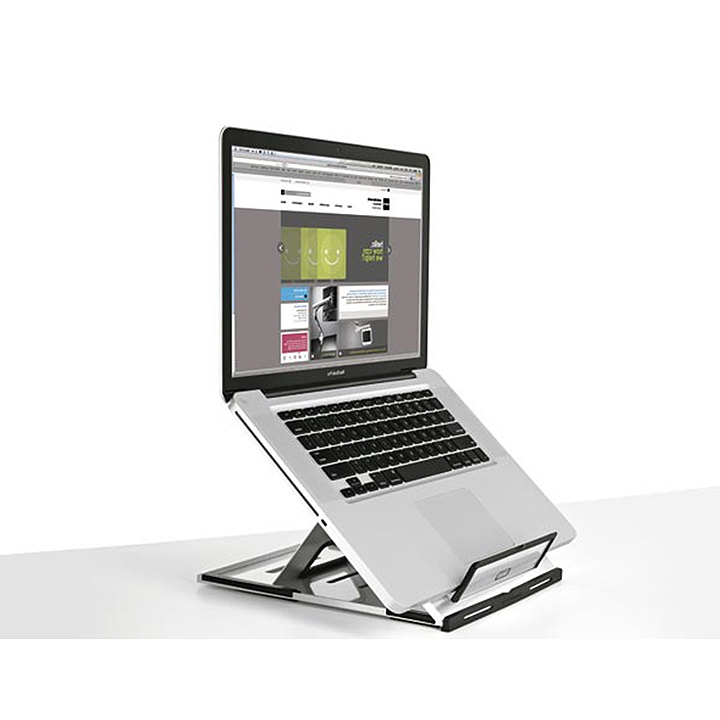 plastic laptop stand for desk  Review and photo