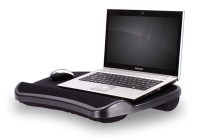 Pillow Lap Desk. MaxiAids Posture Rite Lap Desk. Wooden