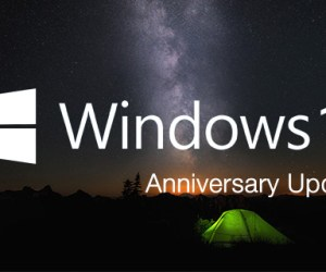 Another bump in the road with the Windows 10 Anniversary update