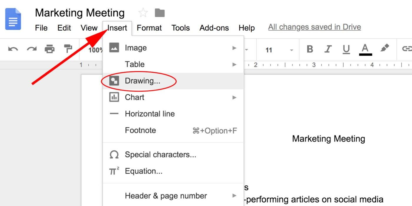 How to Add a Text Box in Google Docs [FAQ]     Laptop Hustle