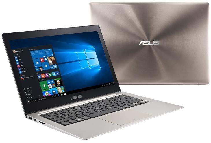 Asus Zenbook UX303UB (-DH74T) 13.3 QHD + érintőképernyős laptop, Intel Core i7, Nvidia GT 940m, 12GB RAM, 512 GB-os SSD-vel, a Windows 10 2