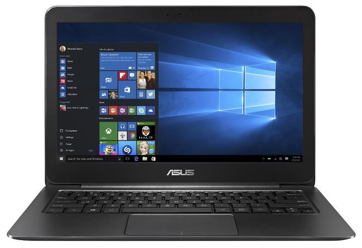 Asus Zenbook UX305CA-EHM1 & UX305CA-DHM4T 13,3 Laptopok (FHD & Quad-HD +, opcionálisan érintőképernyős, 6. Gen. Intel Core M, 8 GB RAM, 256 GB-os SSD)