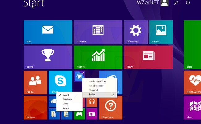 Windows 8 1 Update 1 March 2014 Os Gets More Mouse