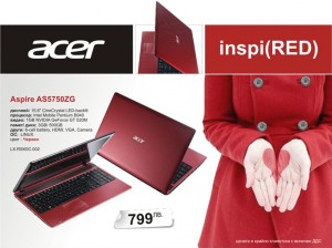 Acer Aspire AS5750ZG