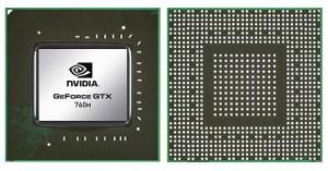 NVIDIA GeForce GTX 760M (2GB GDDR5)