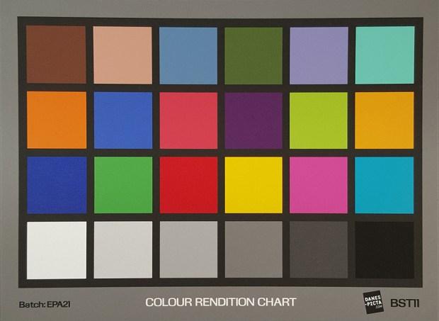 ColourChart