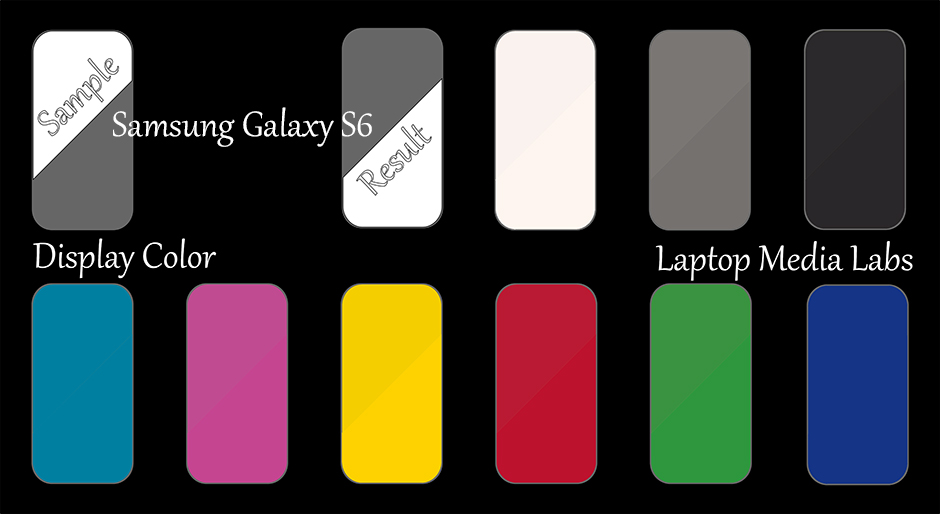 E-DisplayColor-Samsung Galaxy S6