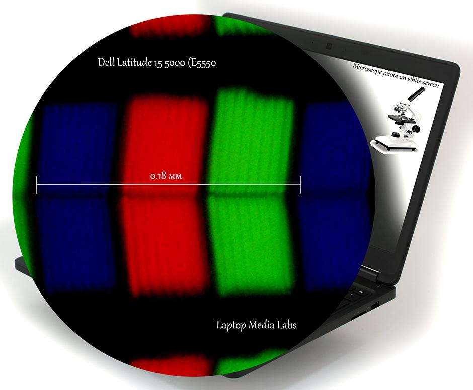 E-Micr-Dell Latitude 15 5000 (E5550)