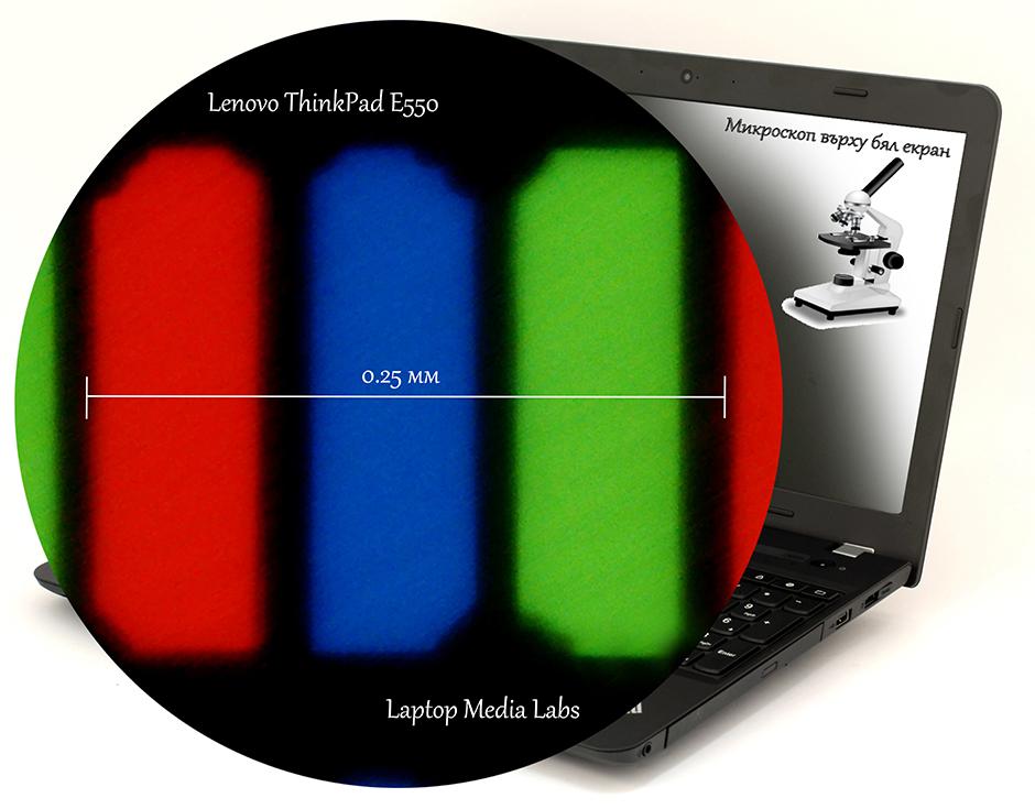 E-Micr-Lenovo ThinkPad E550