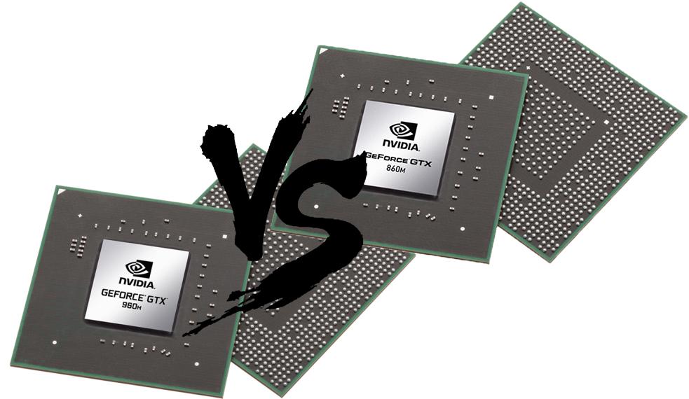GeForce GTX 960M vs GeForce GTX 860M – benchmarks and gaming