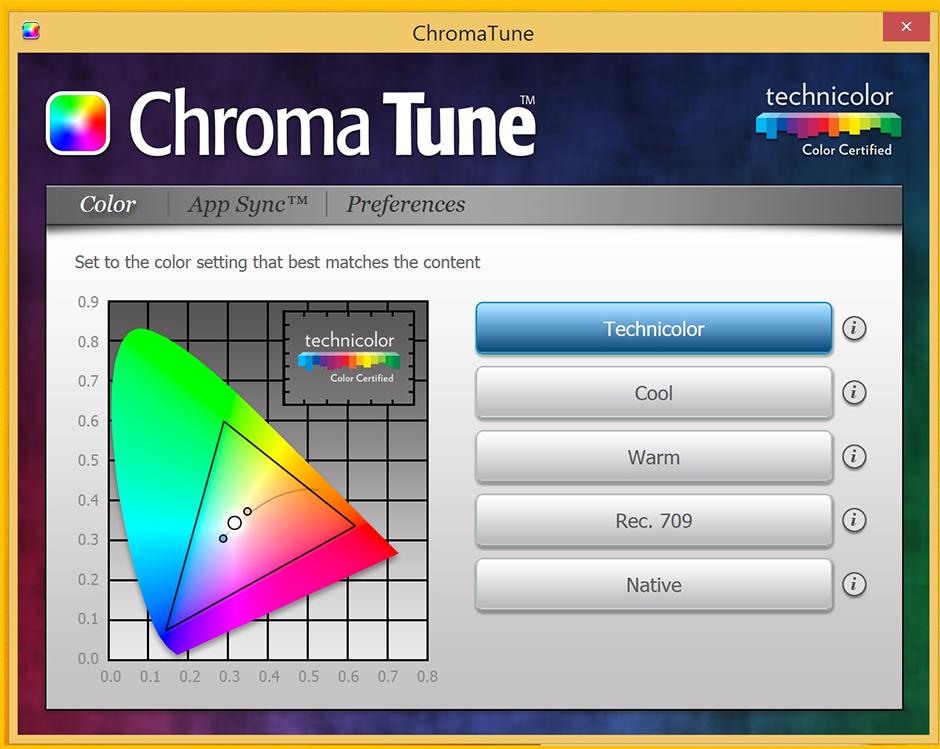 ChromaTune--Toshiba KIRA-107