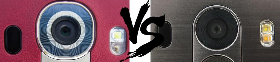 LG G4 vs LG G3 camera