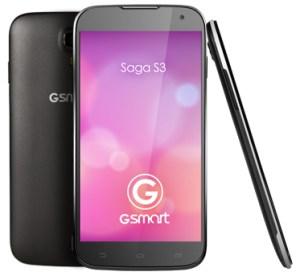 GSmart Saga S3