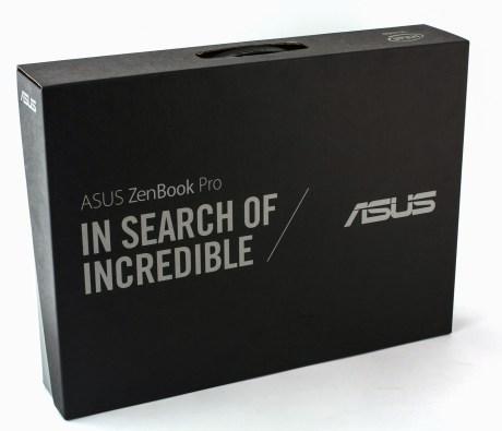 ASUS UX501 box