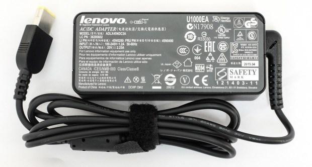 Lenovo E31 charger