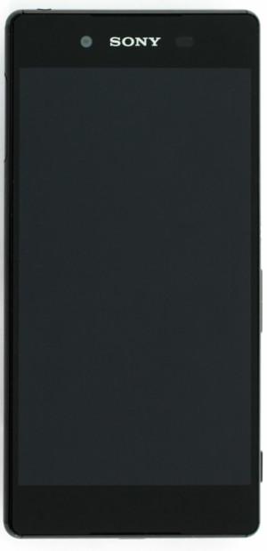 Sony Xperia Z3+ face1