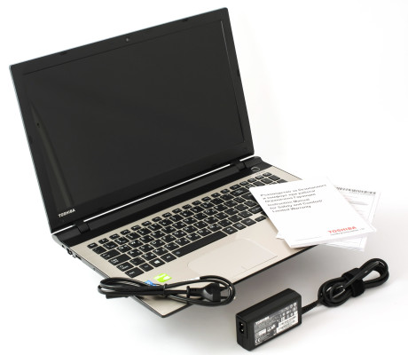 Toshiba Satelite L50 package