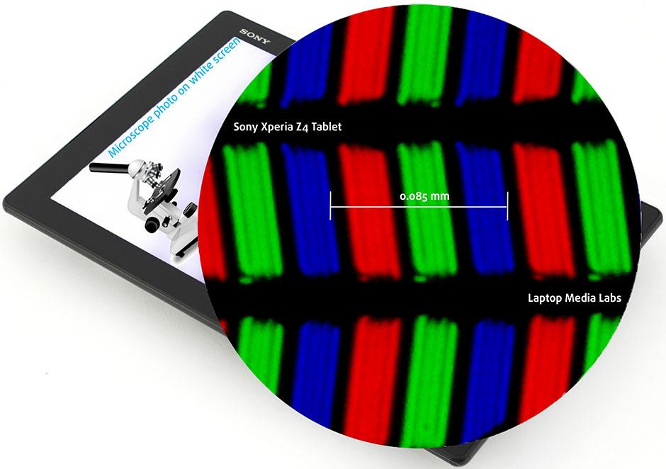 micr-Sony Xperia Z4 Tablet
