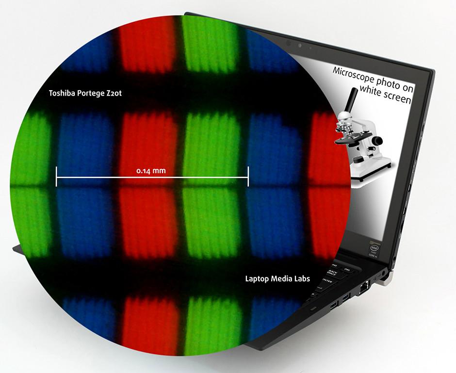 Micr-Toshiba Portege Z20t