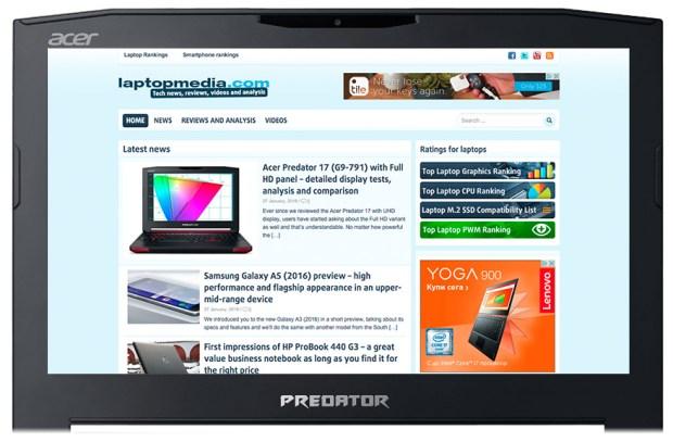 Acer-predator15-battery-life-surfing