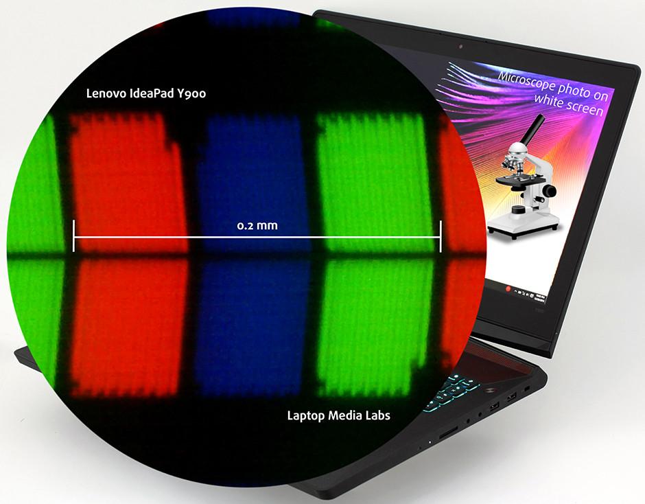Micr-Lenovo IdeaPad Y900