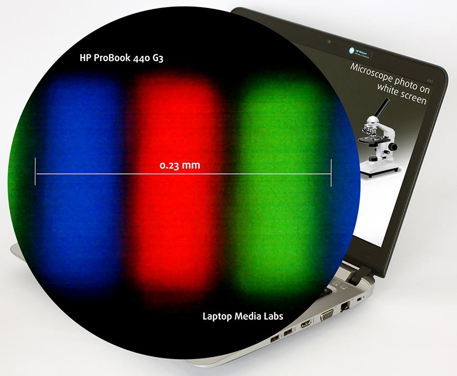 Micr-HP ProBook 440 G3