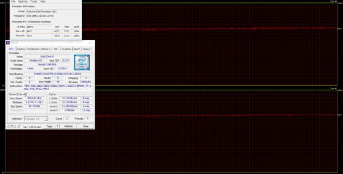 E5-575 CPU