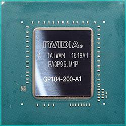 NVIDIA GeForce GTX 1070 (8GB GDDR5)