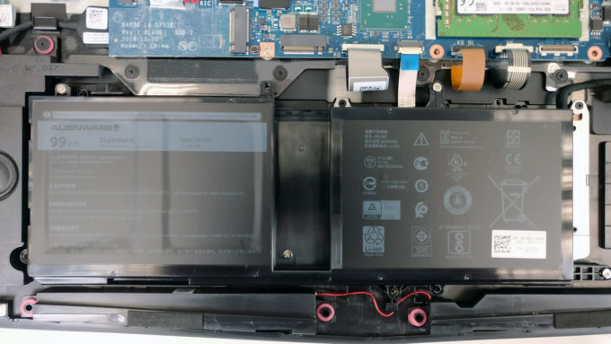 Alienware 17 R4 (QHD, 120Hz variant) review – one of the