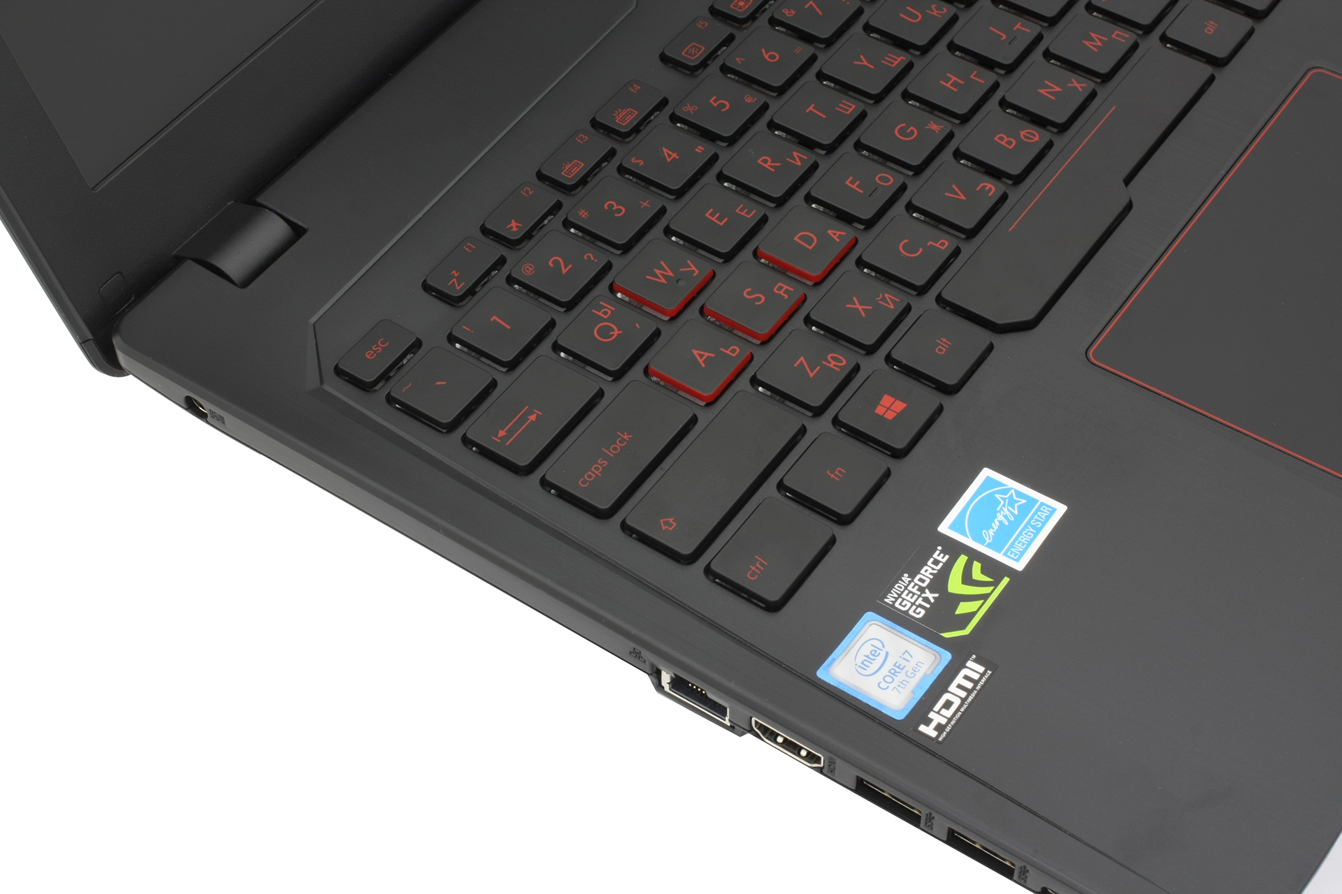 How to change FX53VD-RS71 (settings show GL553 VD) rog