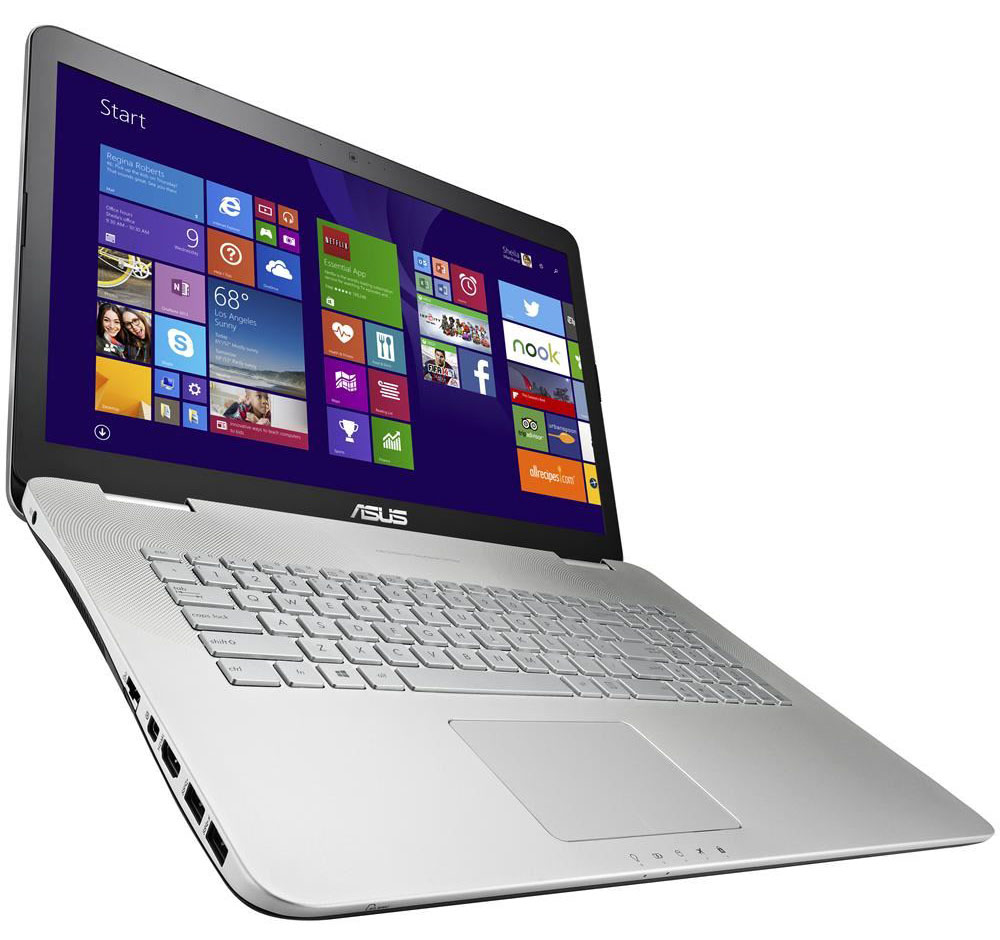 ASUS N751JX Touchpad Driver for Windows Mac