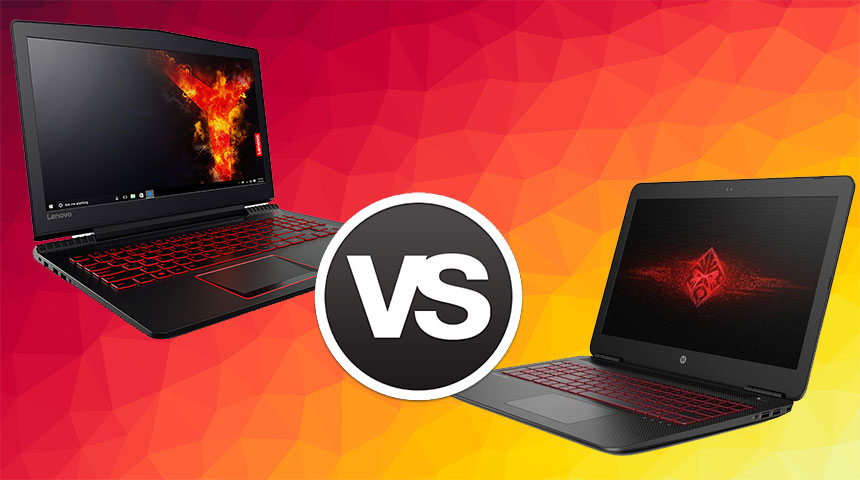 GTX 1050 Ti Battle: HP Omen 15 vs Lenovo Legion Y520 – two