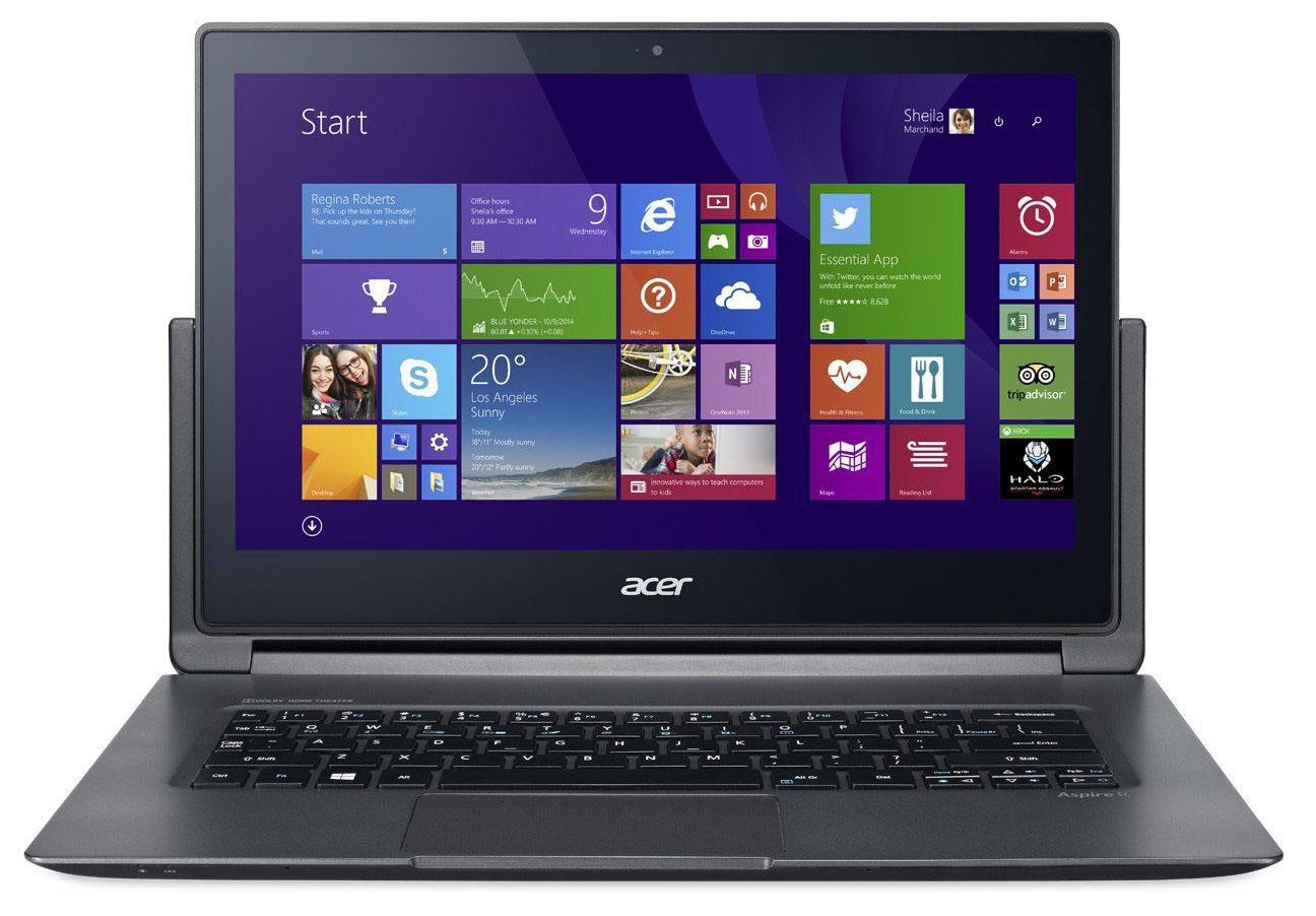 Acer Aspire R7-371T Intel Graphics Treiber Windows 7