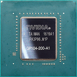 NVIDIA GeForce GTX 1070 Max-Q (8GB GDDR5)