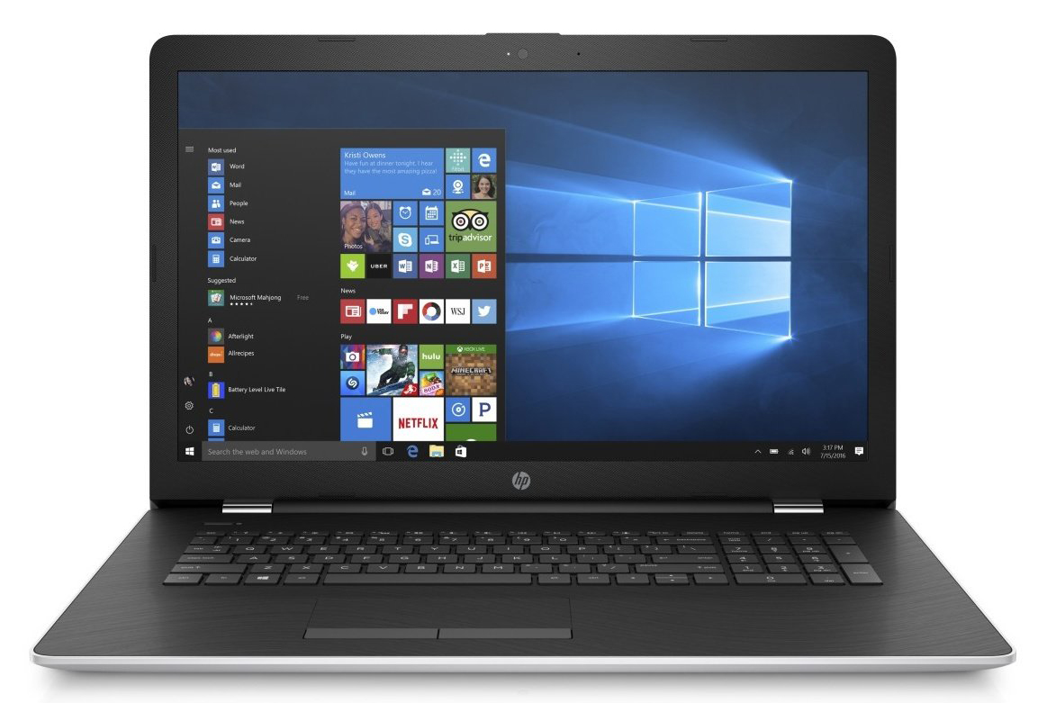 hp 17 specs and benchmarks