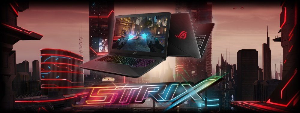 Image result for Asus ROG Strix GL503VS Scar Edition