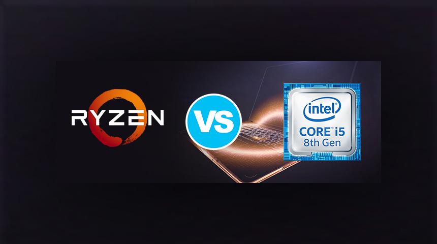 AMD Ryzen 5 3500U vs Intel Core i5-8250U – AMD comes