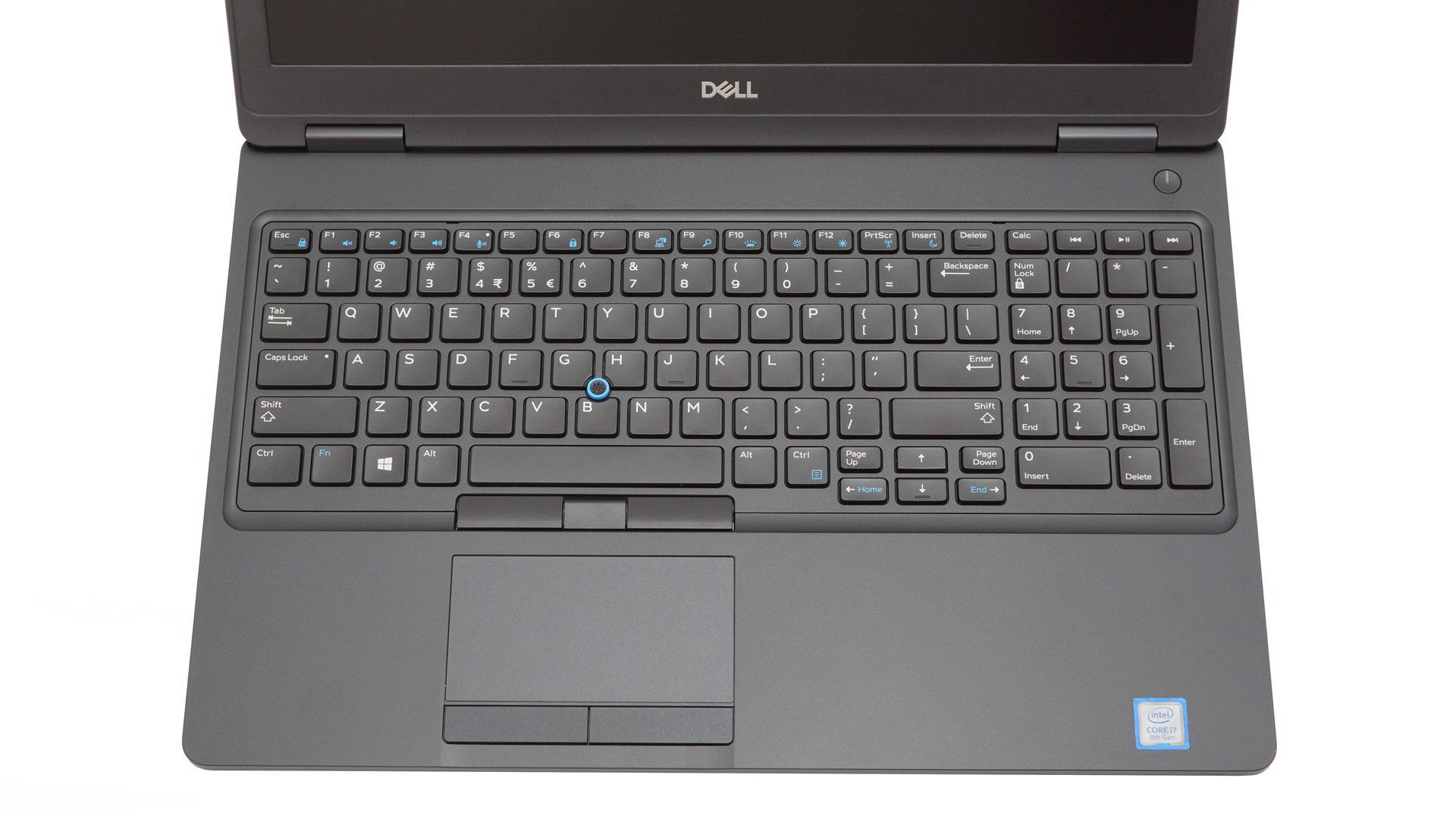 Dell Latitude 15 5590 review – the new Core i7-8650U in a