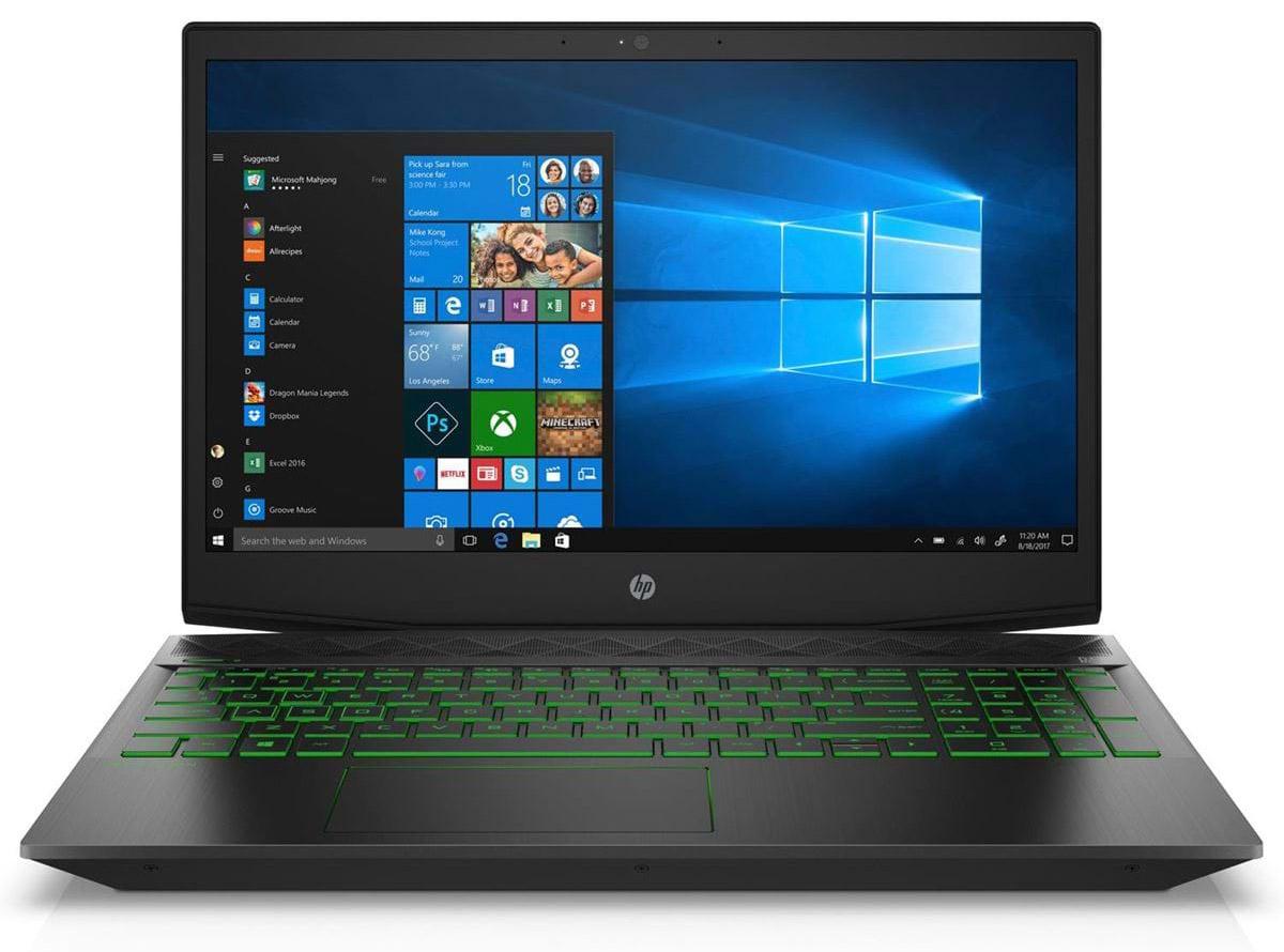 Hp Pavilion Gaming 15 2018 Specs And Benchmarks Laptopmedia Com