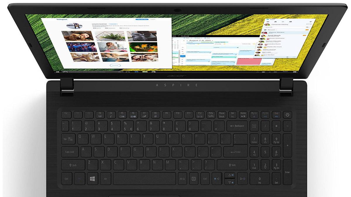 Keyboard for Acer Aspire 3 A315-21-62U1 A315-21-656G A315-21-958V A315-21-26KY